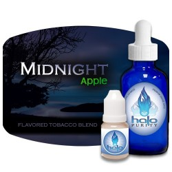 e-liquide - Halo - Midnight Apple