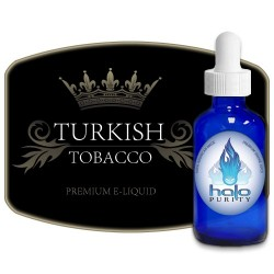 e-liquide - Halo - Turkish blend
