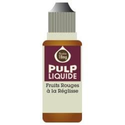 E-liquide Pulp Fruits Rouges à la réglisse