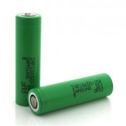 Batterie Samsung 25R INR 18650 high drain