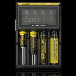 Chargeur Nitecore Intellicharger D4 V2