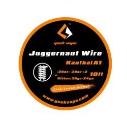 Kanthal A1 Juggernaut + Ribbon 3 m GeekVape