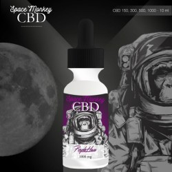 E-liquide CBD Purple Haze par SpaceMonkey
