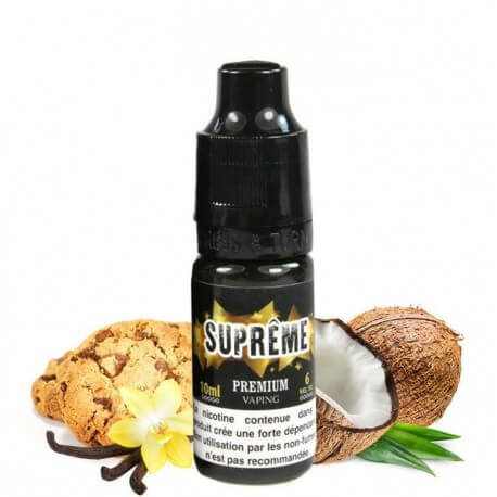 Suprême de Eliquid France