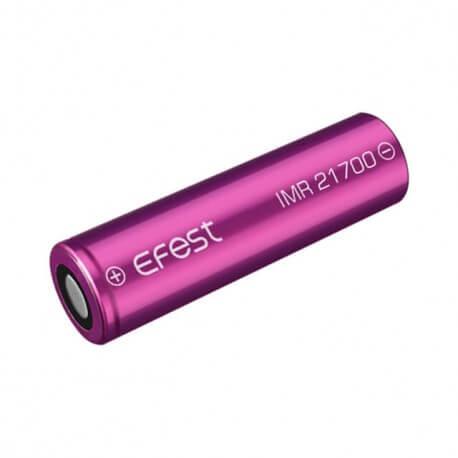 Batterie 21700 - 3700mAh - 35A de Efest