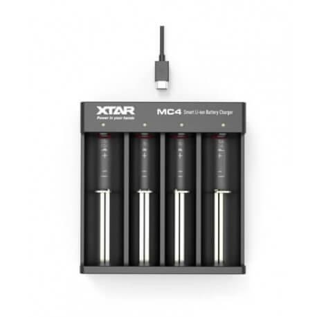 Chargeur de batterie MC4 de XTAR