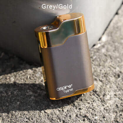 Aspire Cygnet - Gris_Or