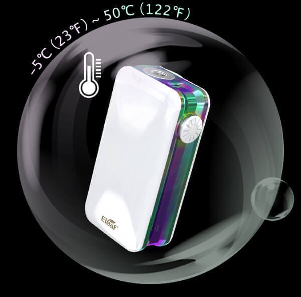 iStick Nowos - Temp-Protect