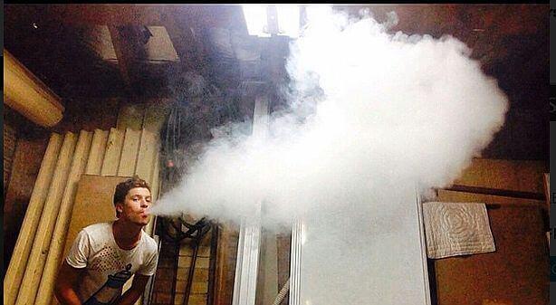Cloud chasing en Sub-Ohm