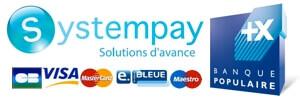 Systempay, système de paiement de la banque populaire