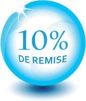 10% remise