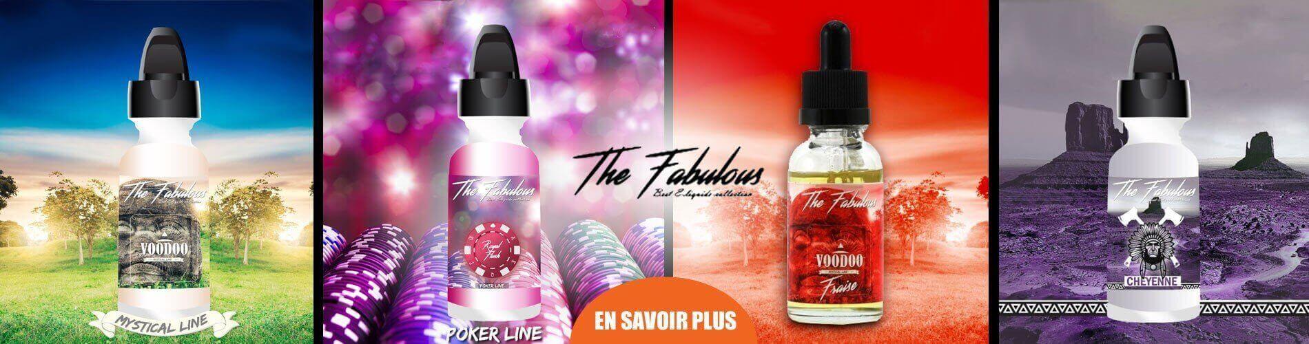E liquides the fabulous