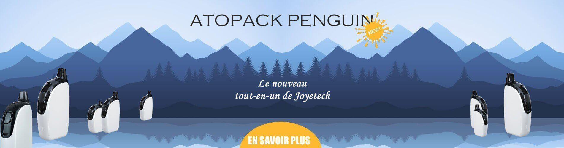 Pinguin ecigarette Joyetech